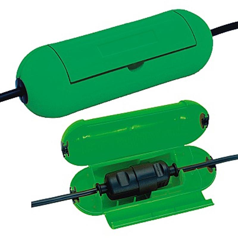 brennenstuhl 1160400 kabel safe box kabel trennschutz ebay. Black Bedroom Furniture Sets. Home Design Ideas