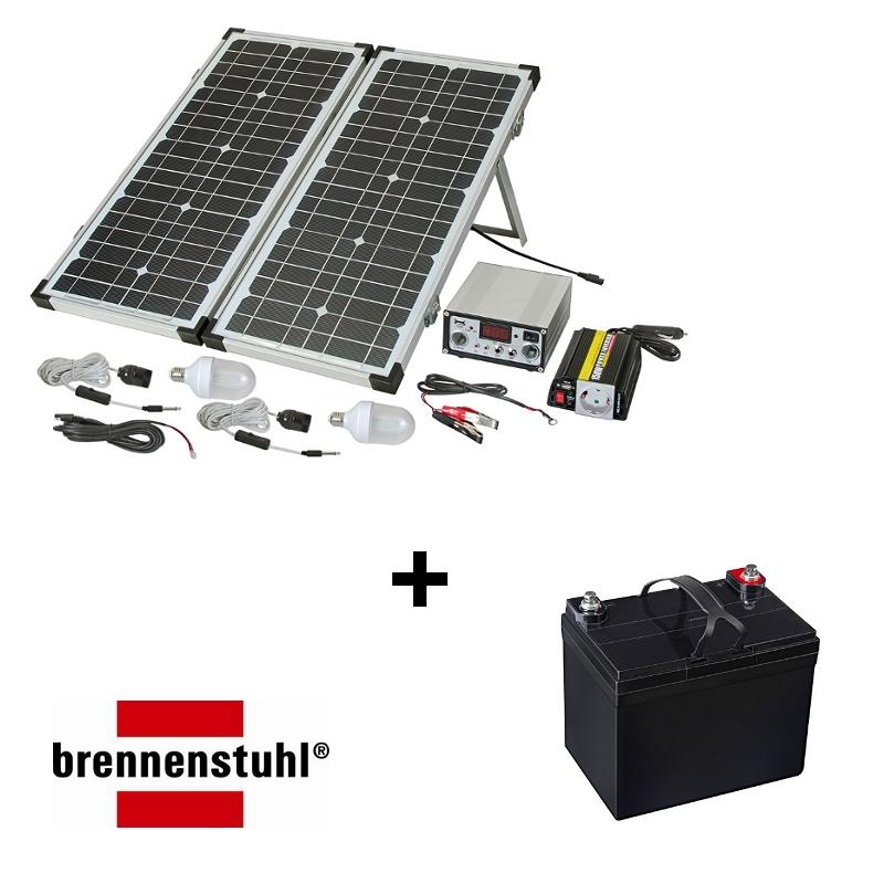 Solar energie set